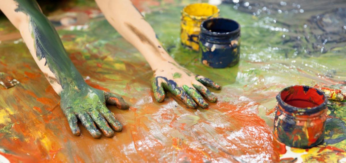 Kunsttherapie-Studium