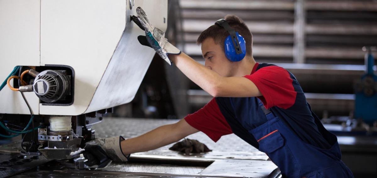 Maschinen und Anlagenführer