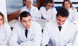 Gesundheitsmanagement-Studium