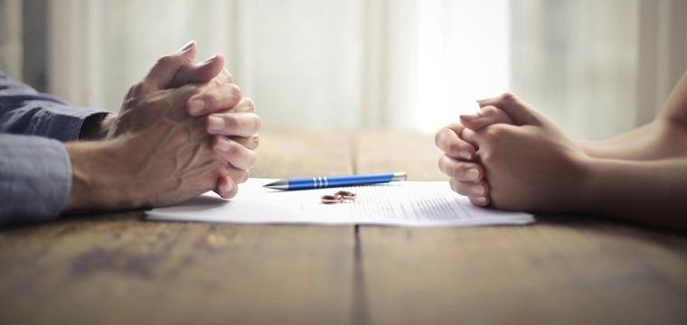 verheiratet getrennt lebend