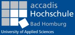 accadis Hochschule Bad Homburg Logo