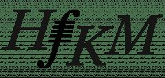 HfKM Regensburg Logo