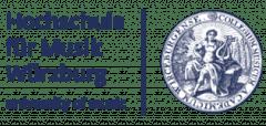 HfM Würzburg Logo