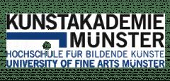 Kunstakademie Münster Hochschule für Bildende Künste Logo