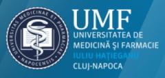 Logo Medizinische und Pharmazeutische Universität Iuliu Hațieganu