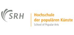 Logo SRH Hochschule der populären Künste