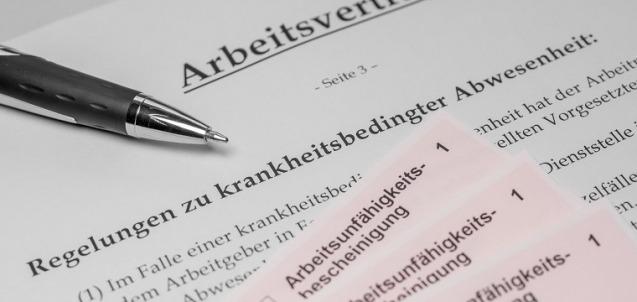 Arbeitsunfähigkeit Definition Rechte Pflichten