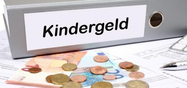wann wird kindergeld gezahlt