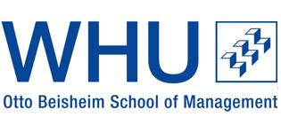 WHU – Otto Beisheim School of Management Logo