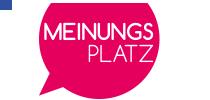 Logo Meinungsplatz