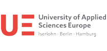 UE University of Applied Science Logo